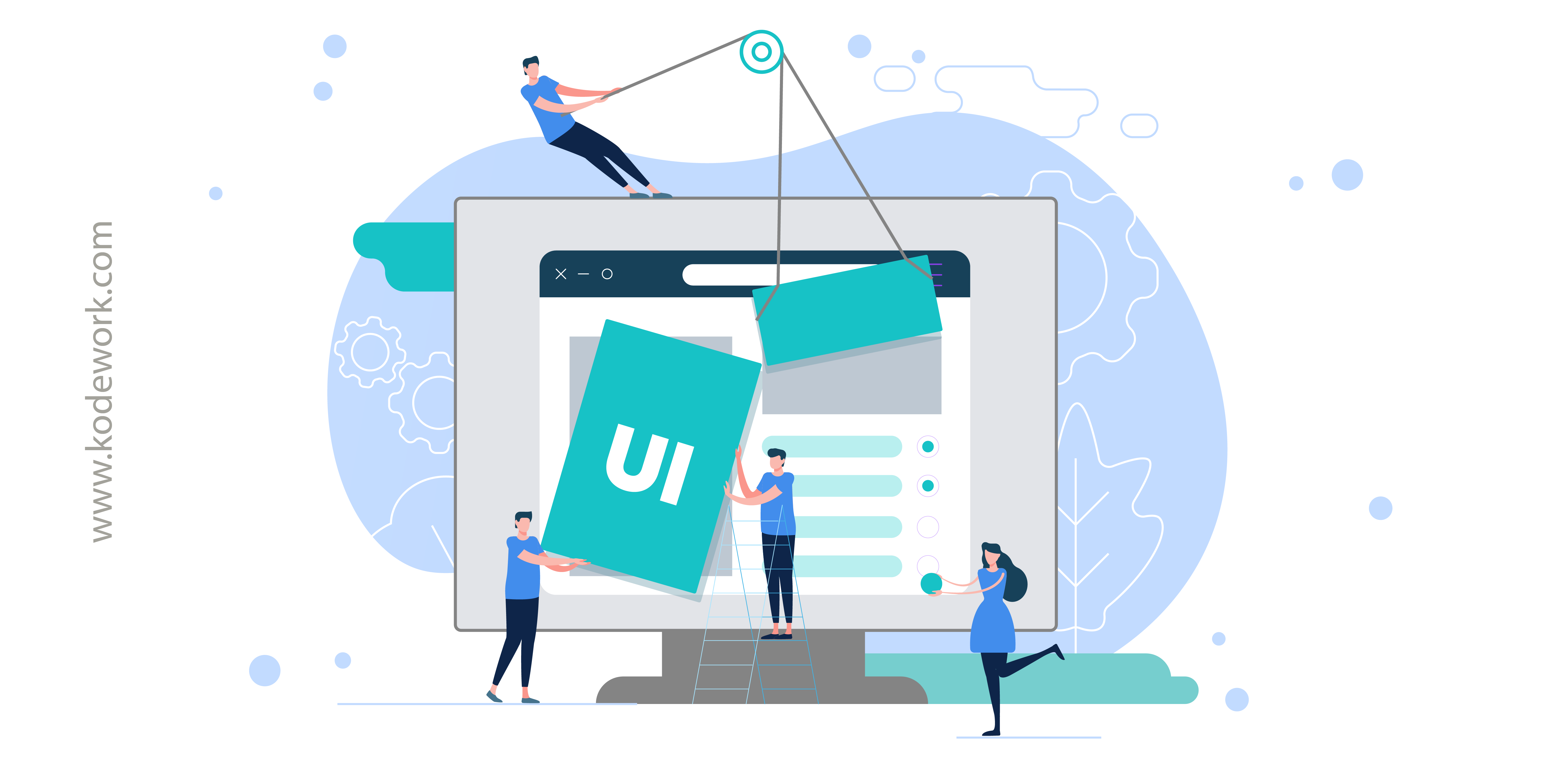 Improve your UI design with these 4 techniques